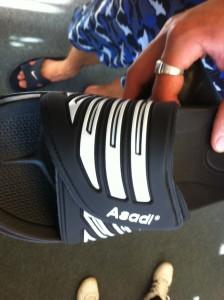Asadi aka Adidas